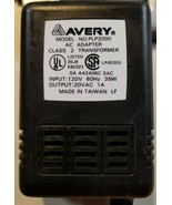 Avery Label Printer PLP2000 AC Adapter Power Supply Charger OEM - $12.86