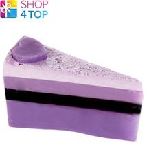 Berrylicious Soap Cake Slice Bomb Cosmetics Black Currant Natural Handmade New - $5.73