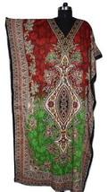 Gorgeous Boho Hippy Long Kaftan, Maxi Beach Caftan, Sundress, Free Size,... - $11.74