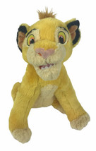 "Disney The Lion King Talking Simba 13"" Plush Works Just Play - $39.59"