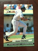 1992 Fleer Ultra - Frank Thomas #44 - $0.99