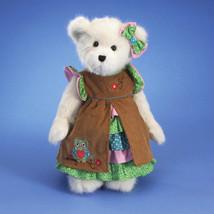 "Boyds Bears ""Charlotte McHootin"" 14"" Plush Bear-#4021472 - NWT-2010 - $69.99"