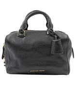 Michael Kors Kirby Extra-Small Black Leather Satchel 30T6GK3S1L - $199.00