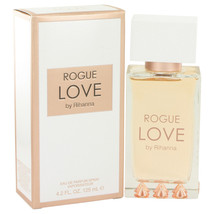 Rihanna Rogue Love 4.2 Oz Eau De Parfum Spray image 1