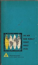 The New Rand McNally Pocket World Atlas (Weyerhaeuser - Little Library B... - $9.80