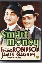 Smart Money DVD 2008 Edward G Robinson,James Cagney Evalyn Knapp Alfred ... - $10.00