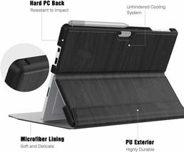 Case Fit Microsoft Surface Pro 6/Pro 5/Pro 4/Pro LTE/Pro w/ Type Cover K... - $63.86