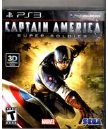 PlayStation 3 - Captain America - Super Soldier  - $17.50