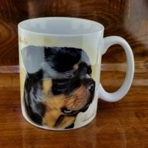 NEW Otter House ROTTWEILER By Artist Howard Robinson Coffee Mug MADE in ... - $29.95