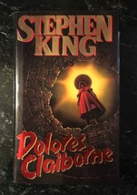 Stephen King DOLORES CLAIBORNE 1st Edition 1st Printing as new in jacket - $73.50