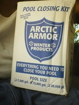 Arctic Armor Winter prod. 15,000 gallons Di-Chlor - $26.46