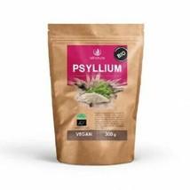 Allnature 100% Natural Psyllium BIO 300 g vegan Organic stomach digestive tract - $17.50