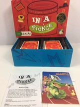 2004 In A Pickle Card Game by Gamewright Complete - $10.58