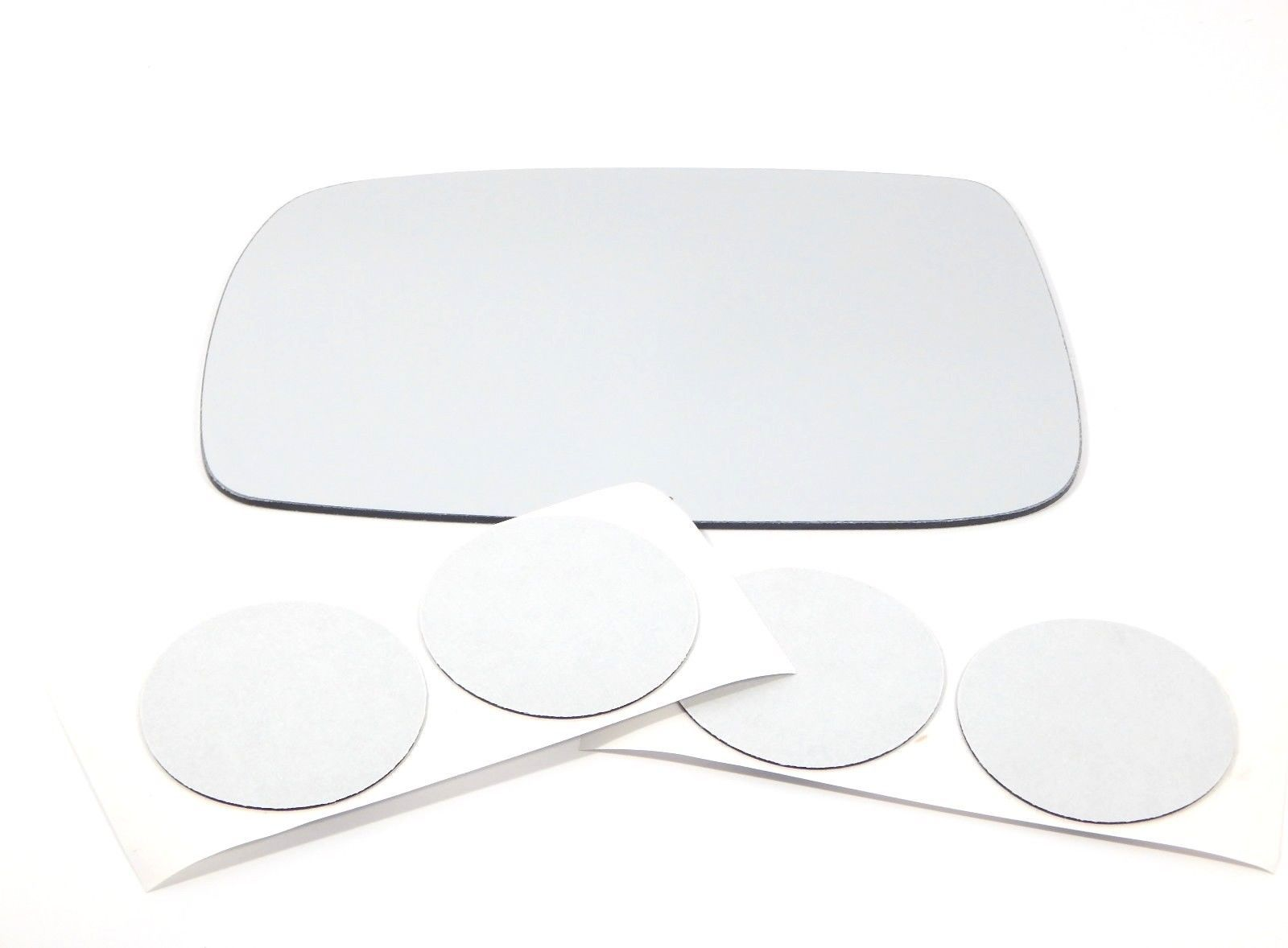 Fits 07-11 Toyota Camry Left Driver Mirror Glass Lens  non heated Japan built on - $15.95