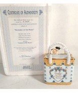 TREASURES OF THE HEART BY ARDLEIGH ELLIOT GIFTS FROM THE HEART MUSIC BOX - $19.99