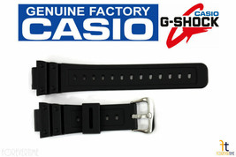 CASIO G-Shock G-5600 16mm Original Black Rubber Watch BAND Strap G-5700 - $21.95