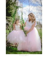 Long and Fluffy Mommy and Daughter Matching Tutus - $105.00