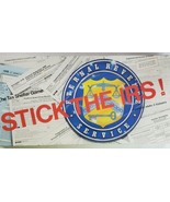 Vintage Stick The IRS! Board Game NEW Sealed - $18.30