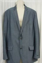 INC International Concepts Mens Blazer Sz XXL Grey 2 Button Business Jacket - $49.44