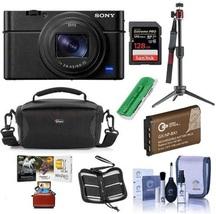 Sony Cyber-Shot DSC-RX100 VII Digital Camera - Bundle with 64GB SDXC U3 ... - $2,118.10 CAD