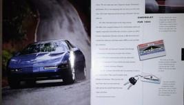 1994 Chevrolet Camaro Sales Brochure - $12.64