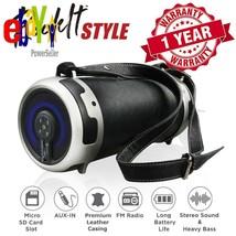 Woozik Rockit Style / S29 Wireless Speaker, Outdoor/Indoor Bluetooth Boo... - $62.26 CAD