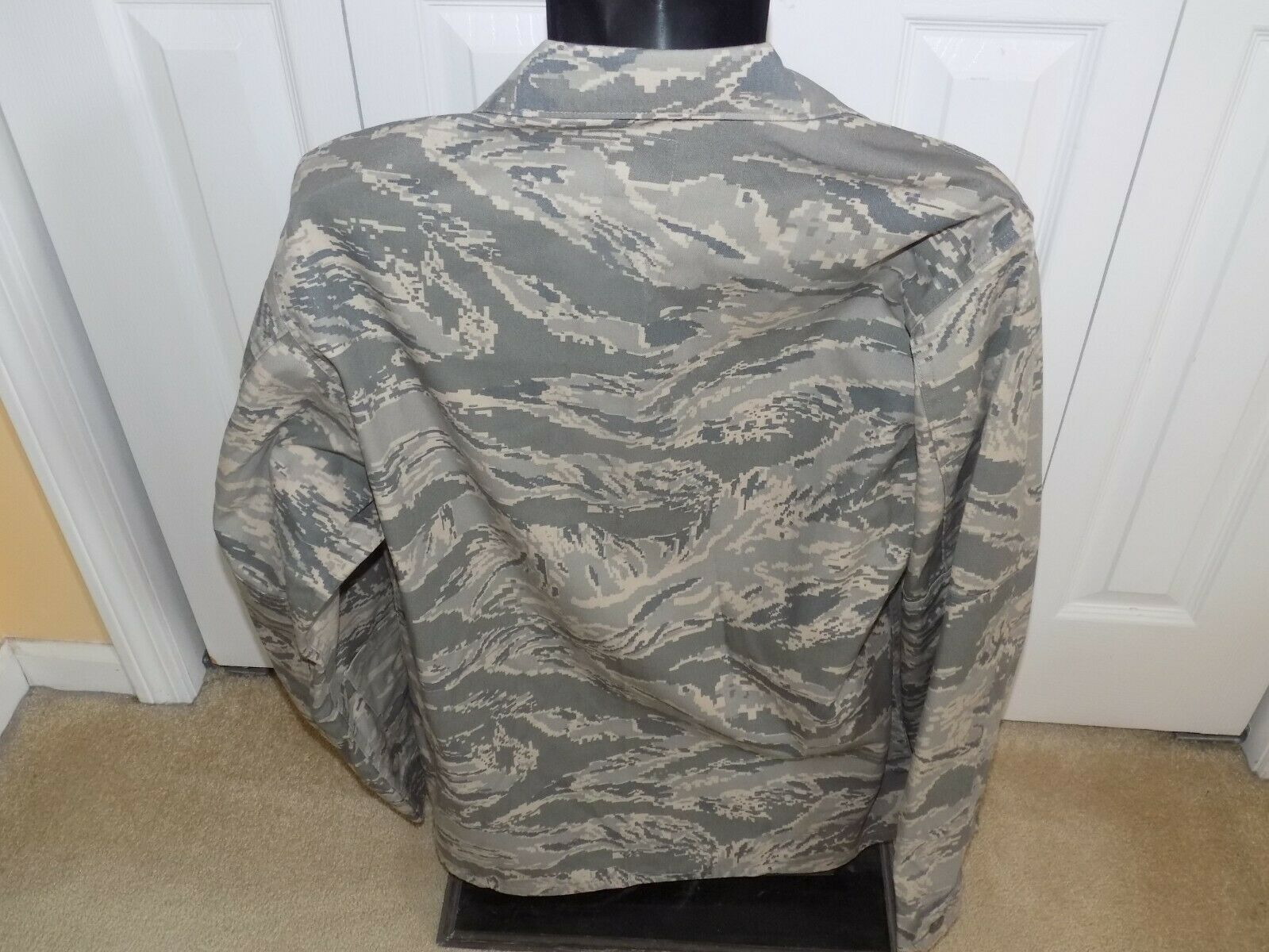 Military Digital Camo ARMY COMBAT UNIFORM ACU JACKET COAT Various Size NEW w TAG