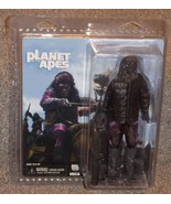 2014 NECA Planet Of The Apes Gorilla Soldier 8 inch Figure New In The Pa... - $39.99