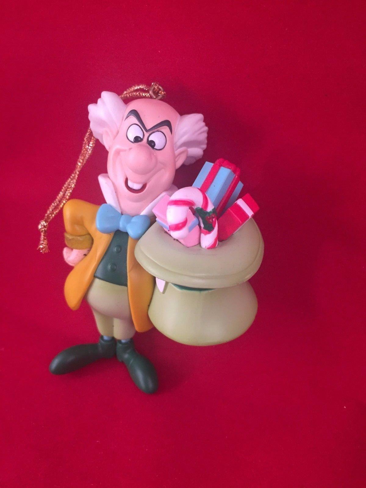 Mad Hatter Grolier President's Edition Ornament Disney Alice in Wonderland