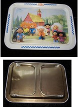 Norfin Trolls Metal Tray With Legs 1992 The Troll Co. - $28.99
