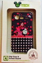 Minnie Mouse Clip Case & Screen Guard for HTC Droid Incredible 2 - $11.87