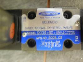 INTERNATIONAL DG08-2C-E-10 DIRECTIONAL CONTROL VALVE  DG03-6C-115VAC71DN image 3