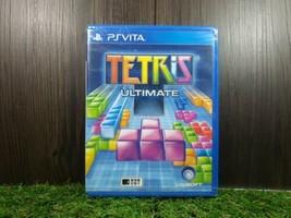 (ASIA ENGLISH VERSION) PSV PS Vita Tetris Ultimate (Brand New/Small Plas... - $59.39