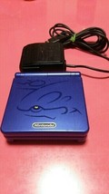 Game Boy Advance SP Kyogre Edition Pokemon Center Limited Edition USED - $399.98
