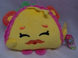 "Shopkins SOFT TACO TERRIE 4"" Plush STUFFED ANIMAL Toy NEW w/ TAG - $19.80"