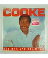 Same Cooke The Man & His Music Album LP NEW SEALED 1986 - $42.04