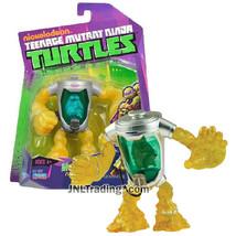 Year 2013 Teenage Mutant Ninja Turtles TMNT 5 Inch Tall Figure - MUTAGEN... - $49.99