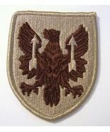 11th AVIATION BRIGADE PATCH SSI U.S. ARMY - DESERT TAN COLOR :FA12-1 - $3.85