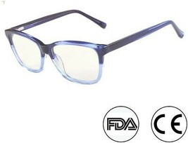 Blue Light Shield Computer Reading/Gaming Glasses - 0.0 Magnification -... - $50.45