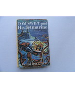 Tom Swift And His Jetmarine #2 Book D - $4.99