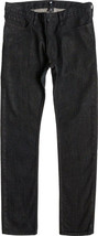 DC Shoes Men's Black Worker Slim Fit Jeans NWT