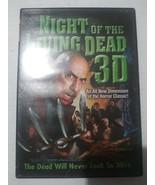 Night of the Living Dead 3D (DVD, 2007, 2D Version, Widescreen) w/ glass... - $6.92