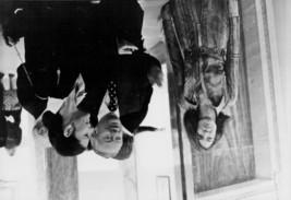 Vintage photo of Barbro Stribolt, Operations Manager Bertil Bokstedt and... - $9.41
