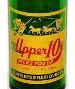 Vintage soda pop bottle UPPER 10 carriage pic 1952 Nehi Bottling Jasper ... - $9.99