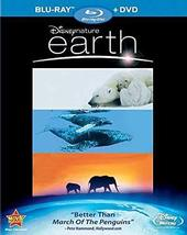 Disneynature: Earth [Blu-ray + DVD]