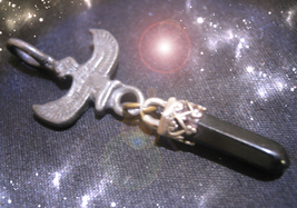 HAUNTED NECKLACE THE ANCIENT QUEEN'S PROTECTION SHIELDS HIGHEST LIGHT MAGICK - $4,535.11