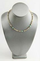 "16"" VINTAGE ESTATE Jewelry VERY FINE SOUTHWESTERN HEISHI SHELL NECKLACE - $75.00"