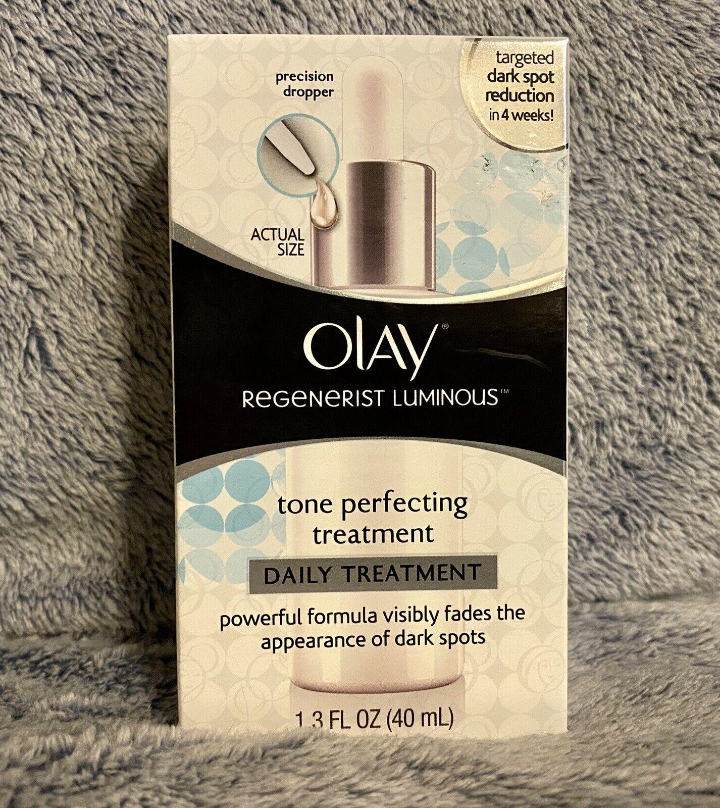 Olay Regenerist Luminous Tone Perfecting Daily Treatment 1.3oz  Dark Spot Fade - $46.99