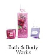 Bath & Body Works Black Cherry Merlot Hand Soap, Pocketbac & Wallflower ... - $24.26