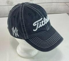 Titleist Golf NY New York Yankees MLB Golf Hat Cap - Size Men's OSFA Slo... - $19.79